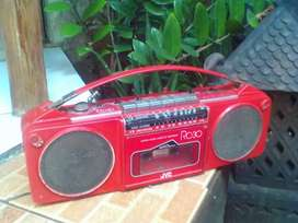 VINTAGE STEREO RADIO CASSETTE