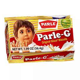 Parle g biscuit company packaging post job