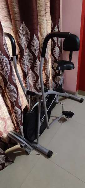 Excersise bicycle#cross trainer#twister