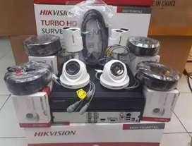 CAMERA CCTV 2MP/5MP PLUS PEMSANGAN
