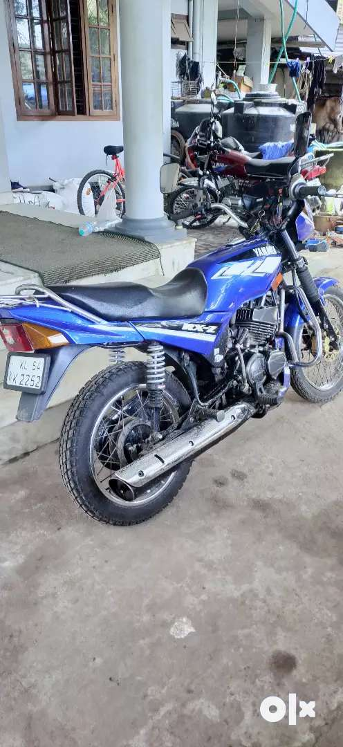 RXZ 5 speed converted 0