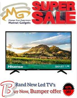 (<STOCK>) Limited // 32 inch non smart Full HD LED TV