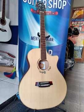 Gitar akustik rekan