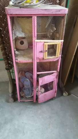 2 adad cage for sale exchnge also