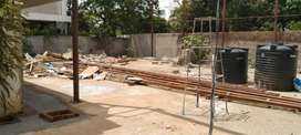 500square yards open plot for rent in jubilee hills