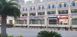 Showroom-Preleased with 1% return in Kharar near chandigarh