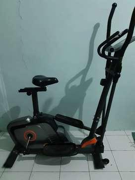 Sepeda statis / Bfit elliptical bike 375EA