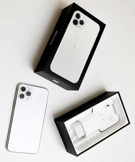 Iphone 11 Pro Max Silver 256GB Garansi Resmi Indonesia