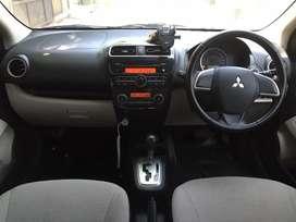 Mitsubishi mirage exceed keyless barang simpanan