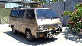 L300 Bensin 83 Tangan Pertama AD Solo Station Minibus 1983