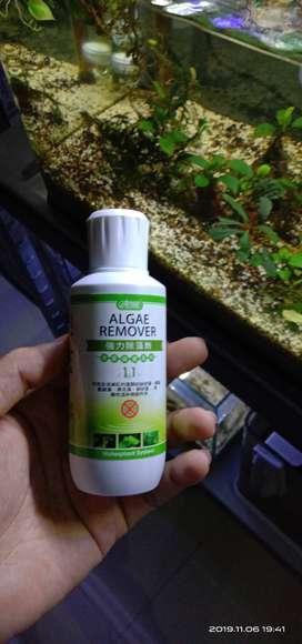 Insta Algae Remover Pembersih Alga Aquarium Aquascape