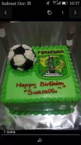 Kue ulang tahun persebaya