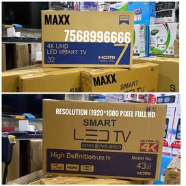 Smart 32 inch /40 inch /50inch/55inch/65 inch with different price