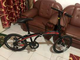 Sepeda Lipat Bicystar