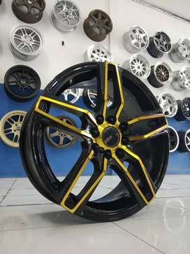 new velg zen wheel Ring 16 lebar rata cocok di avanza,baleno dll