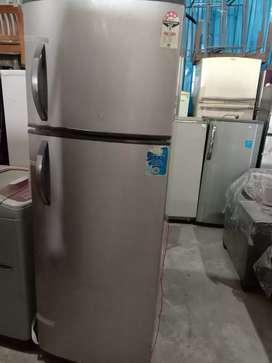 Double door big size fridge fully working condition