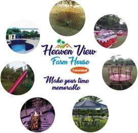 Heaven View Farm House Available for Rent