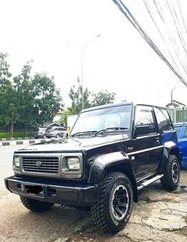 TAFT GT 4x4 Diesel INDEPENDENT 1996