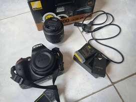 JUAL CEPAT Nikon D3200 COD Surabaya