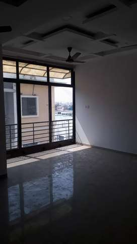 4 BHK semi furnished separate flat for rent