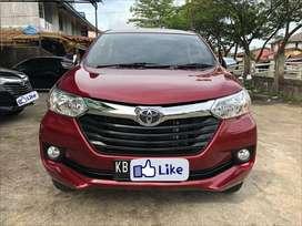Harga Terbaik! Toyota Avanza 1.3 tipe E MT 2017 Merah Metalik