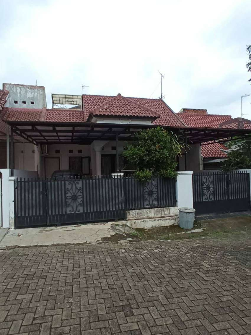 PROMO 1KM Golf Pondok Cabe Rumah Nyaman di Pamulang Tangerang Selatan