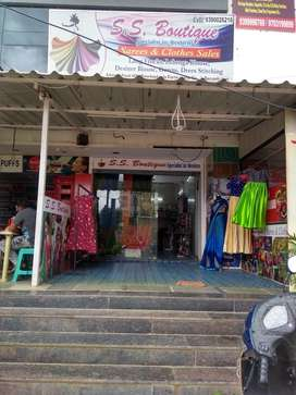 SS boutique : Designer sarees and blouses