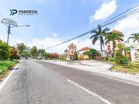 Tanah SHMP Lingkungan Perumahan Tepi Jln Gito-Gati Cocok Rumah Mewah