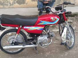 Honda CD-70 cc For sale