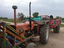 Tractar trali for sale in mianwali