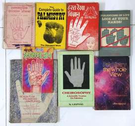 books for Palmistry