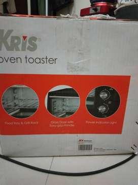 Oven listrik/oven toaster kris