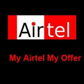 Salary 13000(Fix) In Airtel DTH Process [No Registration/Direct Joinin