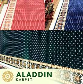 Penyedia Karpet Masjid Free Obras Sesuai Kebutuhan ~ Jepara