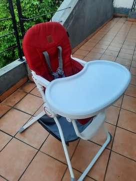 [LIKE NEW] Kursi Makan Bayi Babyelle Primo HC908