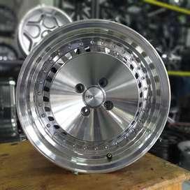 SASEBO H475 HSR Ring.15X7 H4x100 ET35 SMFML