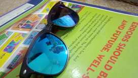 Sunglasses Blue Colour