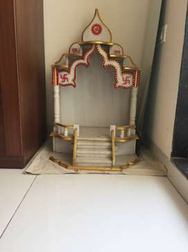 Marble Temple for Pooja
