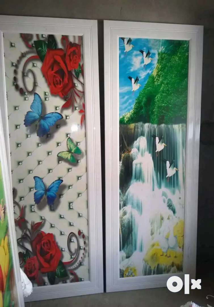 Bathroom door Ghar tak with fitting.. 0