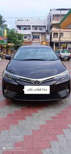 Toyota Corolla Altis 1.8 G CVT, 2018, Petrol