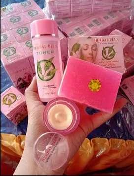 Cream Herbal Plus Ligtening BPOM