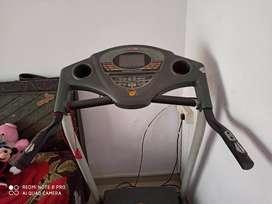 FITLINE Treadmill, 110Kg,Electric Motorized Power