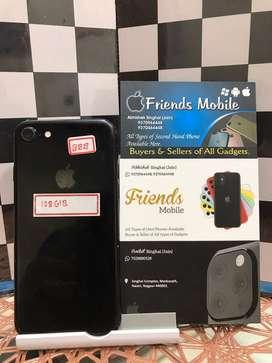 I phone 7 128 gb jett black