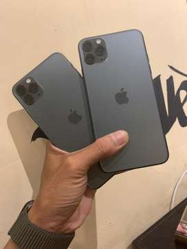iPhone 11Promax 64Gb ( garansi s/d 2021 januari)