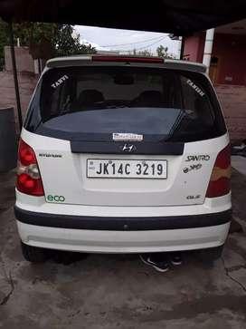 Hyundai Santro Xing 2012 LPG Well Maintained