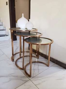 3 Nesting Serving Tables
