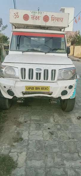 mahindra bolero maxi truk bazpur
