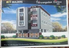 3 BHK apartment Near Porur Toll Gate