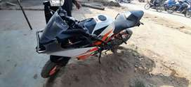 KTM rc 200 well condition