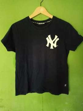 "Kaos majestic NY Yankees""CHAMBERLAIN"""